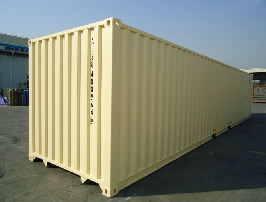 40 foot standard best buy container for Where to buy container homes